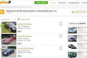 """Marijampolietę apgavo """"Autogide"""" mašiną """"pardavinėjantys"""" sukčiai"""