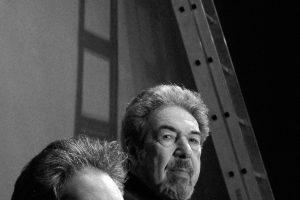 A. Rubinovas: šalia tėvo baigiau dar vieną teatro meno institutą