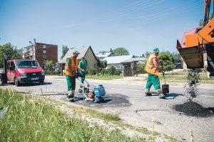 Miesto avarinė tarnyba – pagalba miestiečiams vienose rankose