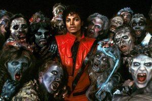 """M. Jacksono hitas """"Thriller"""" atgims naujai"""