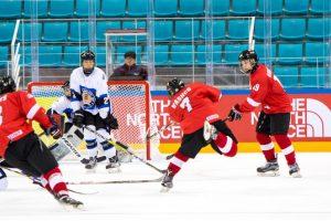 Jaunių ledo ritulio rinktinė pasaulio čempionate iškovojo bronzą