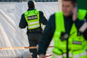 Sujudimas Trakų rajone: dingo statybvietės sargas, darbo vietoje – kraujas