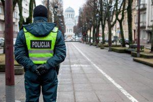 Apiplėšimas Kauno centre: įtariamasis sulaikytas per 20 minučių