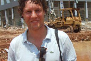 Džihadistų snaiperis Libijoje nušovė olandų žurnalistą