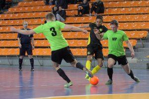 "Kauno ""Vytis"" –  salės futbolo taurės finale"