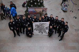 Į Dakarą išvyko antrasis lietuvių ekipažas