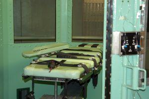 JAV mirties bausmė įvykdyta po dviejų mėnesių pertraukos