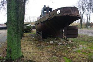 Jūrinio paveldo tvarkymas Klaipėdoje stringa