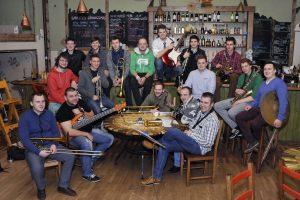 Naujasis Klaipėdos džiazo orkestras prisistatys per Kalėdas