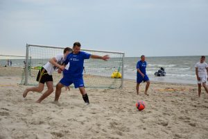 Tiriami incidentai Lietuvos paplūdimio futbolo čempionato rungtynėse
