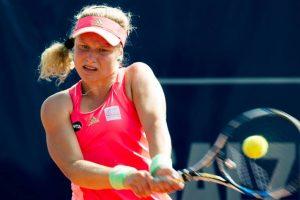 18-metei P. Bakaitei pirmojo WTA reitingo taško iškovoti nepavyko