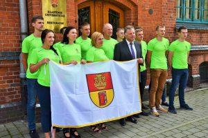 Europos universitetų sporto žaidynėse lietuviams atiteko 14 medalių