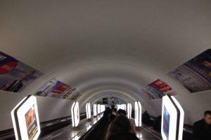 """Kijeve artėjant """"Eurovizijai"""" metropoliteno stotis saugos Nacionalinė gvardija"""