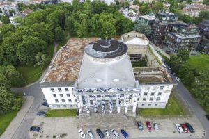 Vilniaus savivaldybė sieks perimti sklypą prie Profsąjungų rūmų