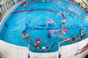 Daugiau nei 6 tūkst. mokinių – nemokamos plaukimo pamokos