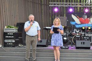 Klaipėdos rajono jaunimas linksminosi vienu ritmu