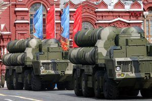JAV perspėja Rusiją dėl raketinės gynybos sistemos Sirijai