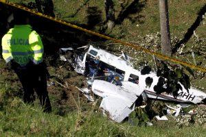 Biržuose nukrito ultralengvasis lėktuvas