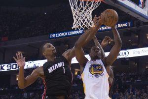 """""""Golden State Warriors"""" privertė pasiduoti ir Majamio """"Heat"""" krepšininkus"""