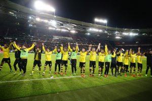 Paaiškėjo du Vokietijos futbolo taurės pusfinalio dalyviai