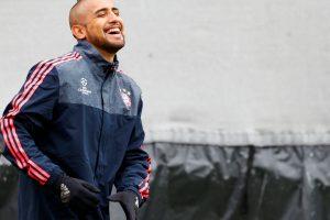 "A. Vidalis: noriu likti ""Bayern"" iki karjeros pabaigos"