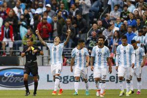 """Paaiškėjo """"Copa America Centenario"""" ketvirtfinalio poros"""