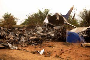 Kolumbijoje sudužus lėktuvui žuvo 12 žmonių