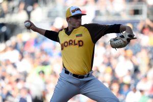 D. Neverauskas tapo pirmuoju lietuviu MLB pirmenybėse
