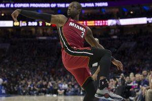 D. Wade'as prisiminė A. Sabonį: jis galėtų žaisti šiuolaikinėje NBA