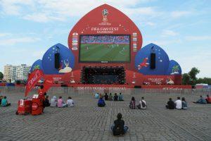 Pasaulio futbolo čempionato šventė Kaliningrade: o kas po jos?