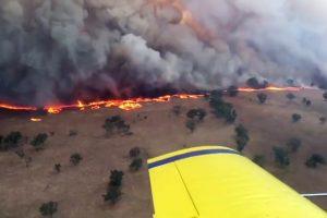 """Australija dėl karščio bangos perspėja apie """"katastrofišką"""" gaisringumą"""