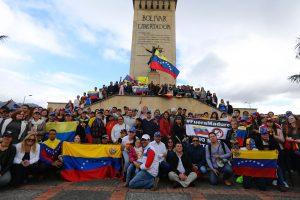 Venesueloje vyksta prieštaringai vertinamas balsavimas