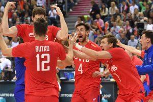 Europos tinklinio čempionato auksas – Rusijai
