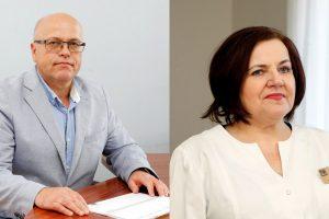 Buvusi Klaipėdos vaikų ligoninės vadovė tapo patarėja