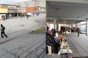 Miestas gražėja: atnaujins dar dvi aikštes