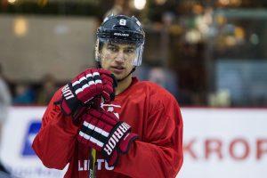 """Devils"" ledo ritulio klubas ateinančio sezono nesieja su D. Zubrumi"