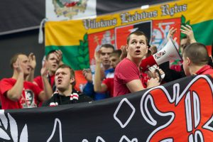 """""""Lietuvos ryto"""" sirgalių žinutė legionieriams: dinkite velniop iš mūsų komandos"""