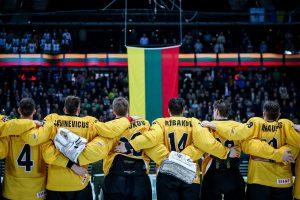 Lietuvos ledo rinktinės vartų saugumu rūpinsis ryškiausios žvaigždės
