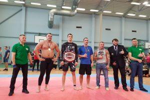 Atvirajame Latvijos graplingo čempionate – lietuvių triumfas