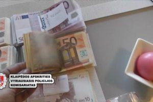 Klaipėdos pareigūnai sulaikė kontrabandinį naftos krovinį