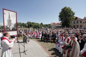 Šv. Jonų bažnyčia: rasta vertingos medžiagos