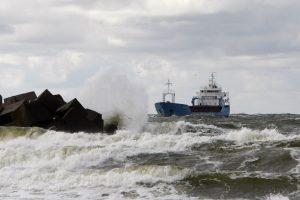 Baltijos jūros dugne aptikti žmonių gyvenimo pėdsakai