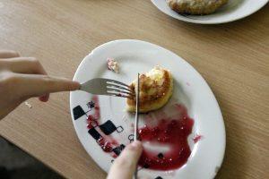 Mokyklų valgyklose didelių pažeidimų nerado