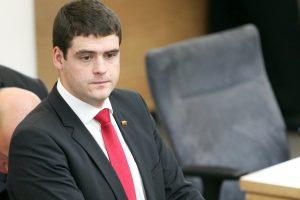 R. Žemaitaitis siūlo partijai braukti jį iš Seimo rinkimų apygardų