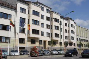 Klaipėdos miesto biudžetas susitraukė