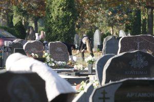Ieško vietos naujoms kapinėms