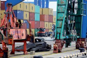 Uostas toliau pirmauja Baltijos šalyse