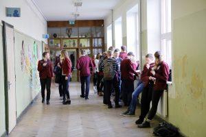 Uostamiesčio mokyklose – daugiau mokinių