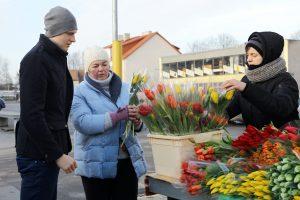 Uostamiesčio verslininkai ruošiasi Moters dienai