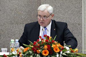 V. Grubliauskas: universitetas Klaipėdoje turi išlikti